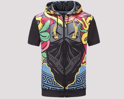 9ba5dac74977e0 custom sleeveless hoodie  custom sleeveless hoodie ...