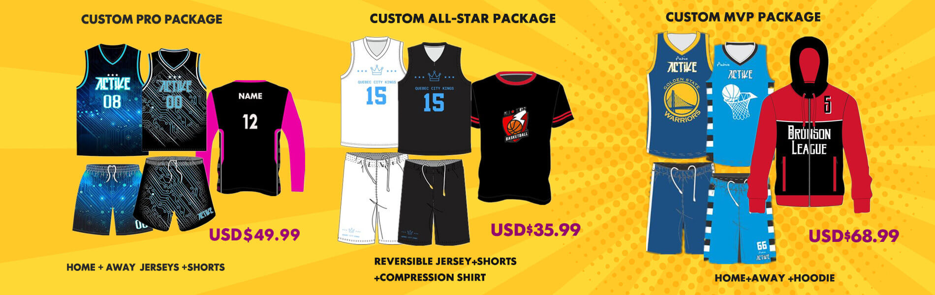 Custom Youth Basketball Uniforms | Personalised Basketball Jersey